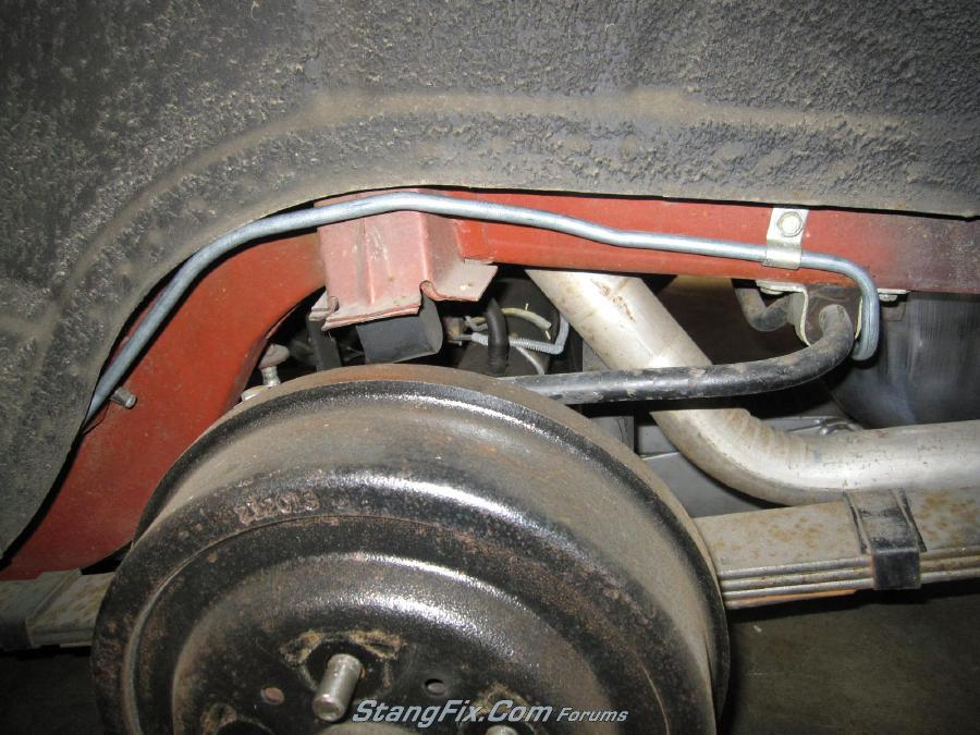 Not To Completely Hijack This Thread Nice Work On The Fuel Lines Craig But I Have A Question Regarding Pic